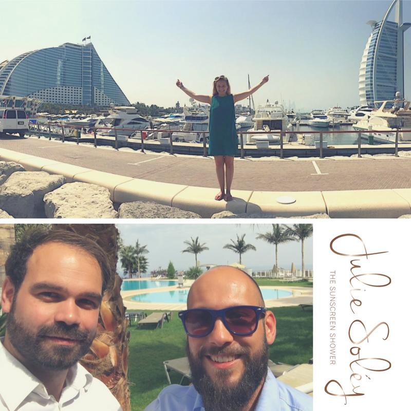 Julia in Dubai_Daniel&Carsten auf Kreta