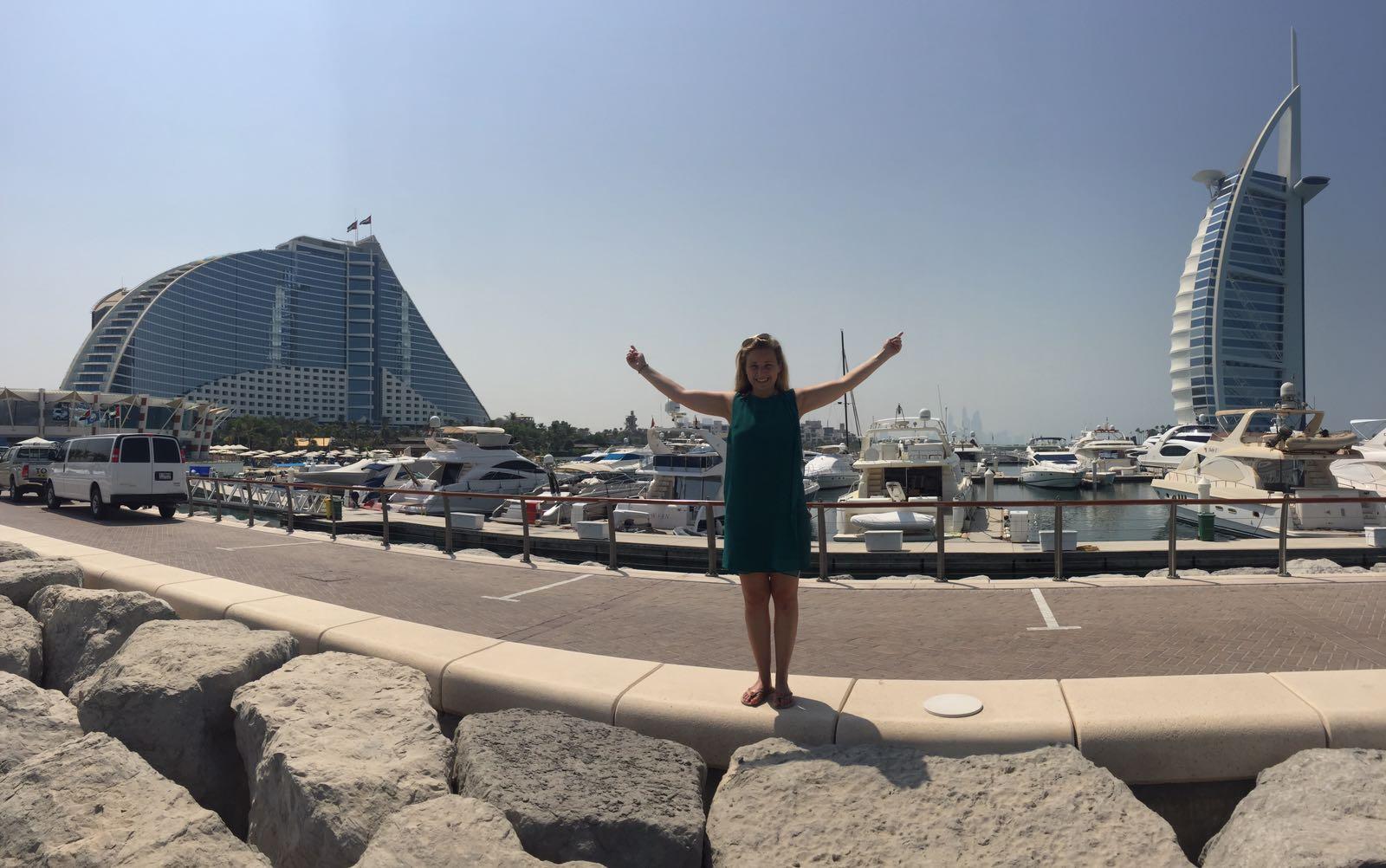 Julia in UAE